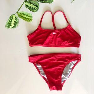Nike Solid Racing Bikini